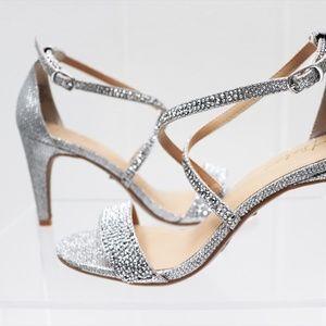 Thalia Sodi Darria Strappy Sandals 5.5